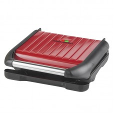Russell Hobbs George Foreman 5 Portion Grill - Red