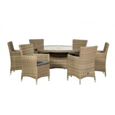 Wentworth Carver 6 Seat Dining Set