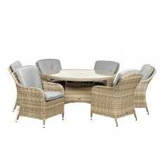 Wentworth Imperial 6 Seat Dining Set