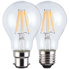 TCP Smart Wifi Filament Bulb - Warm White