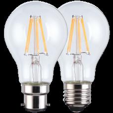 TCP Smart Wifi Filament Bulb - Warm White