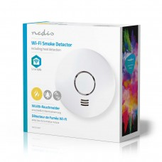 Nedis WiFi Smart Smoke Detector
