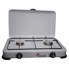 Double Burner Camping Stove - Intergas