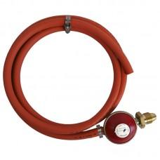 Intergas Propane Regulator and Hose Kit - 37mbar