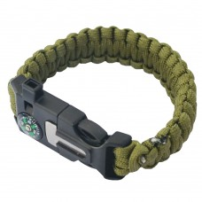 Newsome 5 in 1 Paracord Survival Bracelet