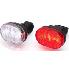 LED Cycle Light Twin Set