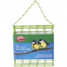 Wild Birds Suet Cake Holder