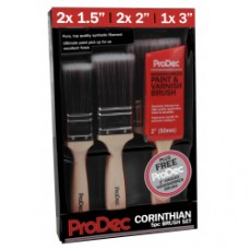 Corinthian Brush Set - 6 Piece