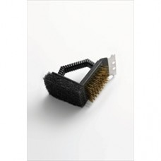 BBQ Cleaning Brush - Black
