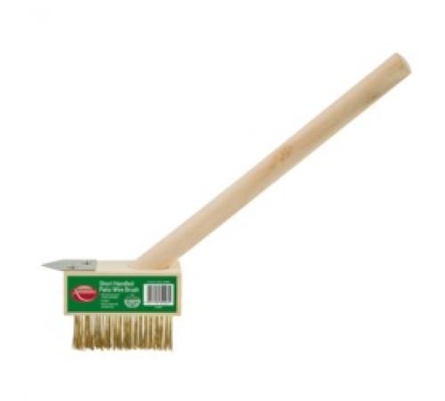 Weed Brush Short Handled
