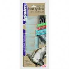 Defenders Slim Fit Bird Spikes - 2 Metre Pack