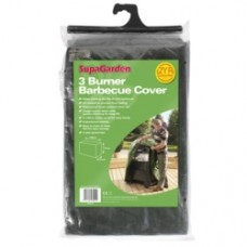 SupaGarden 3 Burner Barbecue Cover