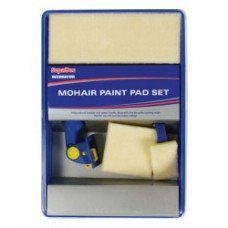 Decorator Mohair Paint Pad Refill - 5 Piece
