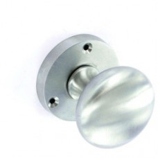 Securit Satin Chrome Mortice Knobs/Handles