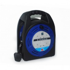 Masterplug Cable Reel 4 Gang - 20m