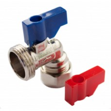 Angled Valve (Hot/Cold)
